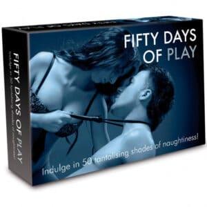 Fifty Days Of Play Erotiskt Spel
