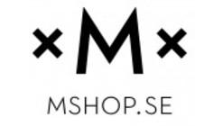 Mshop logo