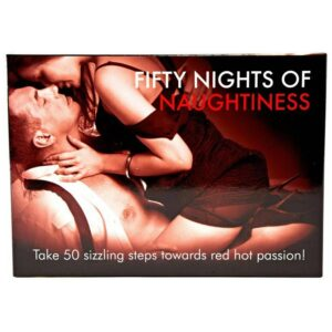 fifty shades of naughtiness