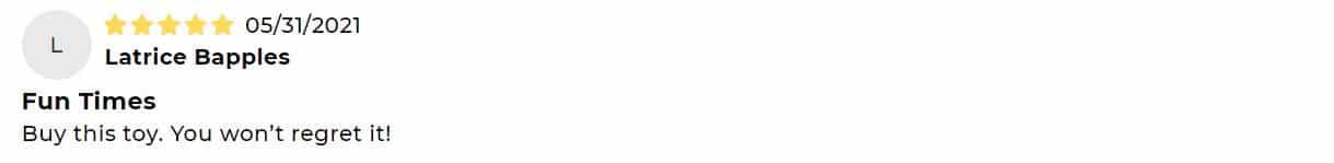 OhMyG G-punktsmassager Review