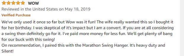 FANTASY SWING review